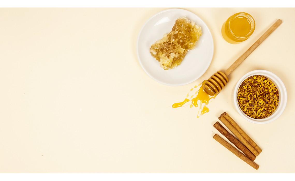 Honey and cinnamon; the golden combination?